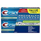 active Crest Pro-Health Advanced Active Strengthening Toothpaste, 3.5oz Each Tube, Twin Pack