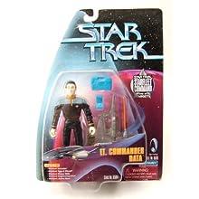 Star Trek Starfleet Academy Lt. Commander Data Target Exclusive