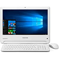 """All-in-One, Positivo, Celeron DC N3060, 4GB RAM, 32GB HD, DDR3, 18.5"""", Windows 10"""