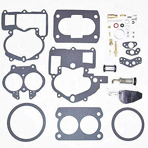 Carburetor Rebuild - Carbman Carburetor Repair Rebuild Kit Fits Mercruiser Mercury Marine 3.0L 4.3L 5.0L 5.7L
