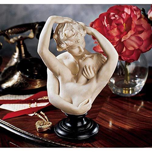 Athena – Greek Goddess Of Wisdom And War with Owl Statue