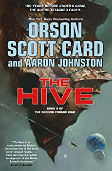 The Hive by Orson Scott Card & Aaron Johnston science fiction and fantasy book and audiobook reviews