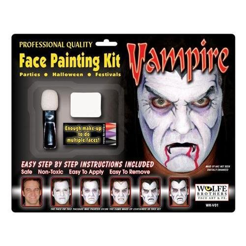 Wolfe Vampire Makeup Kit Wolfe Bros]()