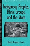 img - for Indigenous Peoples, Ethnic Groups, and the State by David Maybury-Lewis (1996-10-14) book / textbook / text book