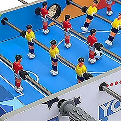 Futbolines Juegos De Futbol Futbolín Tablero De Fibra De Madera ...