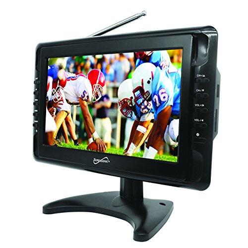 sc portable widescreen tv usb