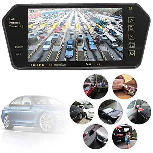 sumicorp.com TOPmountain Auto-Rckspiegel Bluetooth MP5-Player,7 ...