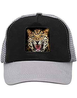 Unisex The Strong Tiger Adjustable Classic Hiphop Hat Baseball Cap Snapback Dad Hat