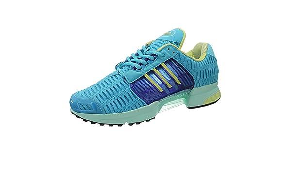 check out 7c720 c19fc adidas Originals Climacool 1, bright cyan-semi frozen yellow-purple, 6,5  Amazon.es Zapatos y complementos