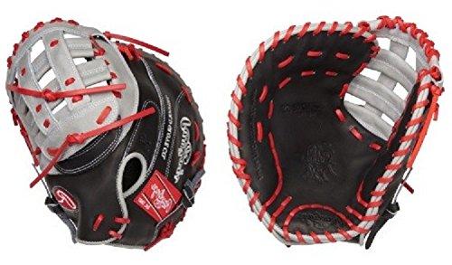Basemans Baseball Mitt First (Rawlings Heart of the Hide Modified Pro H Web Baseball Glove, 12-1/4