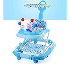FCH123 Andador De Bebé Plegable Caballo De Oscilación Variable ...