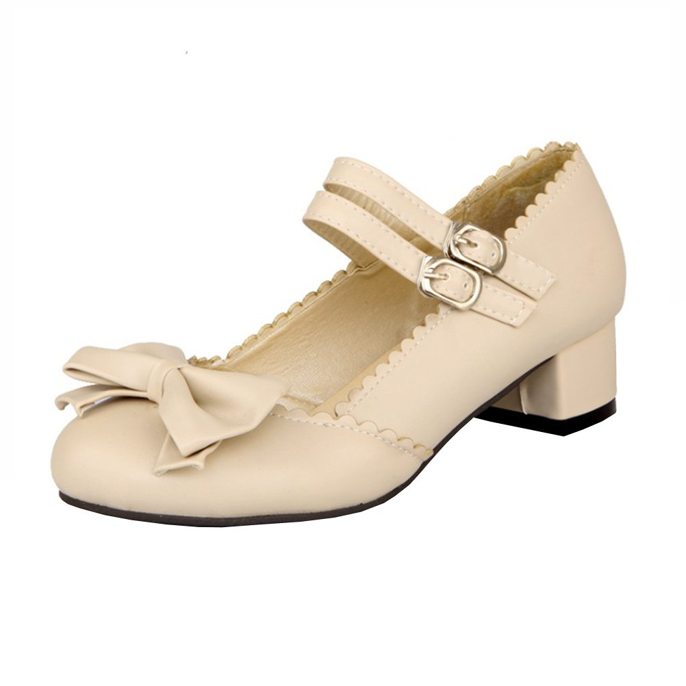 Agodor 15A22023*HGJF*A06, Agodor Bride Cheville Bride Femme 15A22023*HGJF*A06, Beige 5090889 - shopssong.space