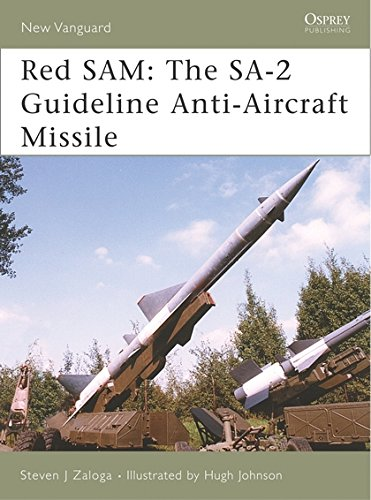 Download Red SAM: The SA-2 Guideline Anti-Aircraft Missile (New Vanguard) ebook