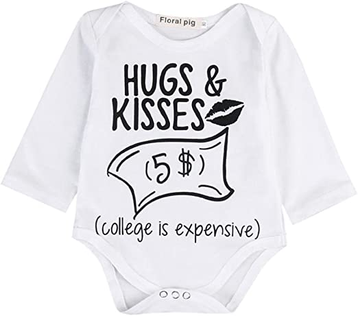 FORESTIME Newborn Infant Baby Boy Girl Hooded Romper Jumpsuit Tops Outfits Clothes
