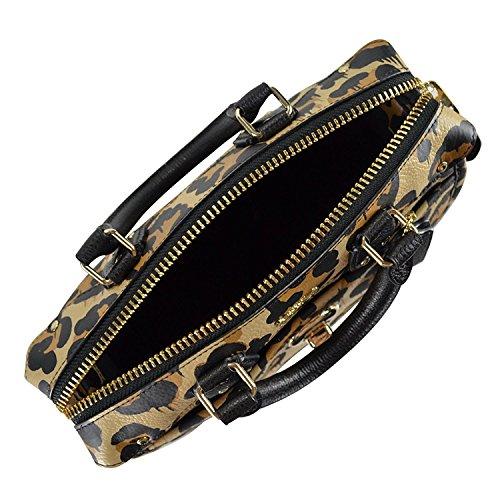 Ocelot Wild Rhyder COACH 24 Leopard Cross LI Satchel Women's Print Body Beast ngOUg