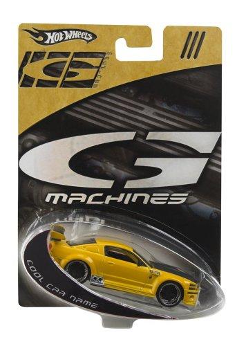 Hot Wheels Trend 1:50 G-Machines Assortment