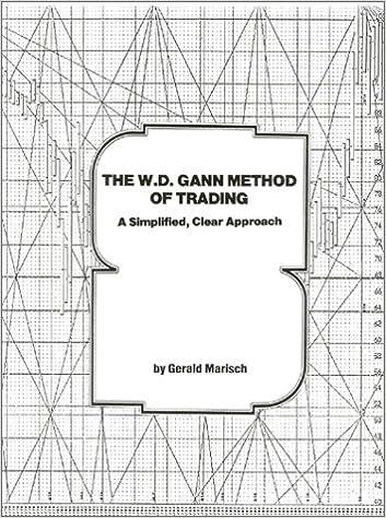 The W.D. Gann Method Of Trading: A Simplified, Clear Approach: Gerald  Marisch: 9780930233426: Amazon.com: Books