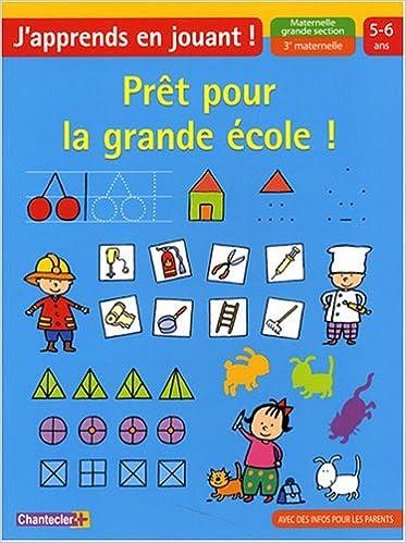 Download Prêt pour la grande école ! Maternelle grande section pdf ebook