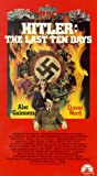 Hitler: The Last Ten Days (1973) [VHS]