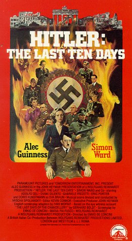 Hitler: The Last Ten Days (1973) [VHS] by Paramount