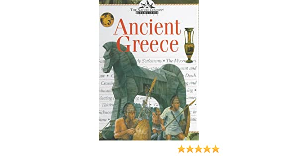 Ancient Greece (Nature Company Discoveries Library): Time-Life ...