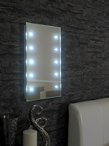 of big and full bedroom lights magnifying built with size in mirrors large wall