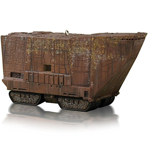 1 X Sandcrawler - Star Wars: A New Hope - 2014 Hallmark Keepsake Ornament