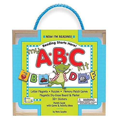 My ABC Kit: Reading Starts Here! (Now I'm Reading!)