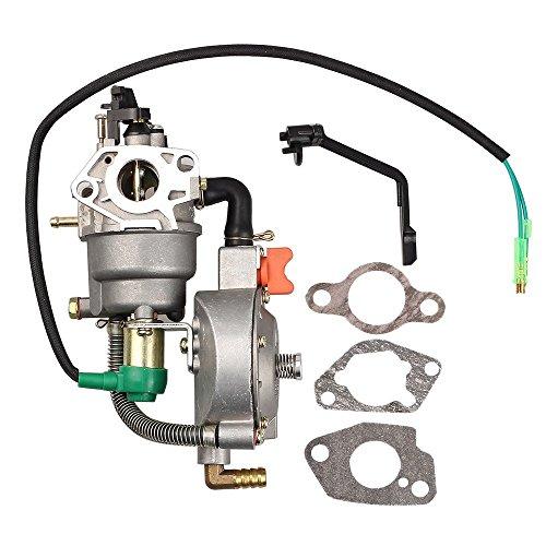 (Lumix GC Dual Fuel LPG Conversion Kit Auto Carburetor For Honda Gx420 Motors Engine 15HP)