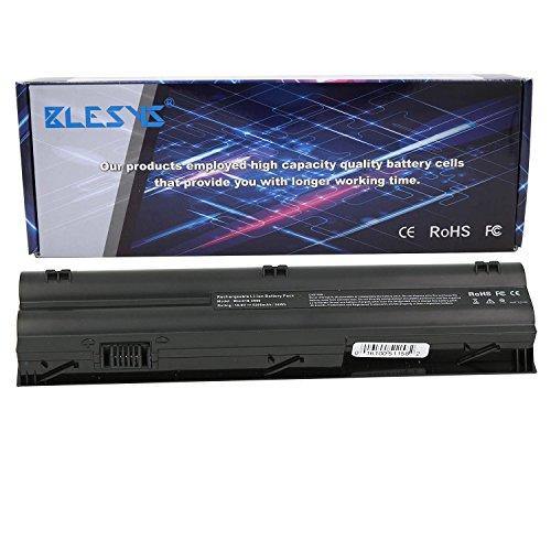BLESYS 6-Cell HP 646656-421 646657-241 646657-251 HSTNN-DB3B LB3B YB3A YB3B MTO3 MTO6 TPN-Q101 TPN-Q102 Laptop Battery for HP 3115m Mini 110-3800 Mini 210-3000 DM1-4000 DM1Z-4100 CTO Notebook 4000 4100 Series Replacement Laptop