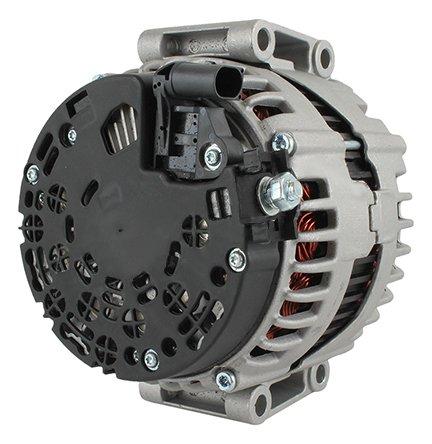 (New Discount Starter and Alternator Replacement 220 Amp Alternator Fits Mercedes Benz CL600 CL63 CL65 013-154-99-02)