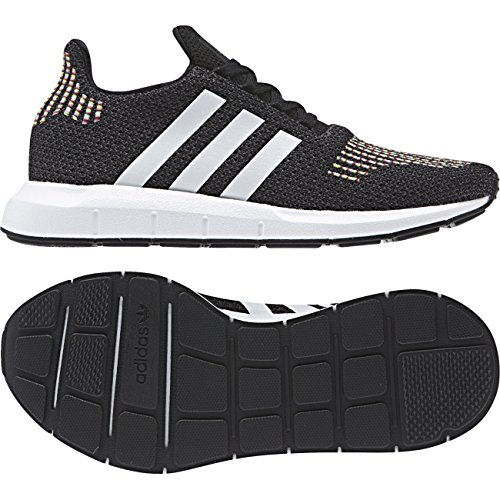 Sneaker Adidas Swift Run Donna Nero / Bianco