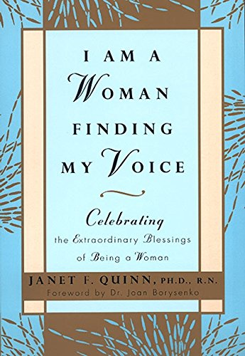 I Am a Woman Finding My Voice