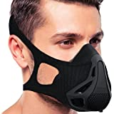 CloverTale Training Mask Sport Workout Training Mask for Strength&Agility Workout Mask,High Altitude Elevation Simulation for Running,Cycling,Cardio,Fitness,Endurance Training, Hypoxic Resistance Mask
