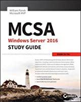 MCSA Windows Server 2016 Study Guide: Exam 70-741, 2nd Edition Front Cover
