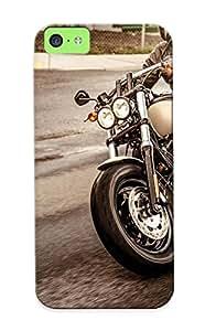 93950116062 Anti-scratch Case Cover Runandjump Protective 2014 Harley Davidson Fxdf Fat Bob Case For Iphone 5c