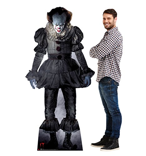 Pennywise the Dancing Clown – It (2017 Film) – Advanced Graphics Life Size Cardboard Standup