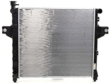 Perfect CPP Radiator For 1999 2004 Jeep Grand Cherokee 4.0L