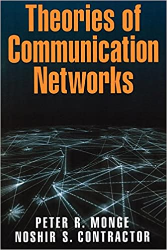 Theories Of Communication Networks Descargar Epub Ahora