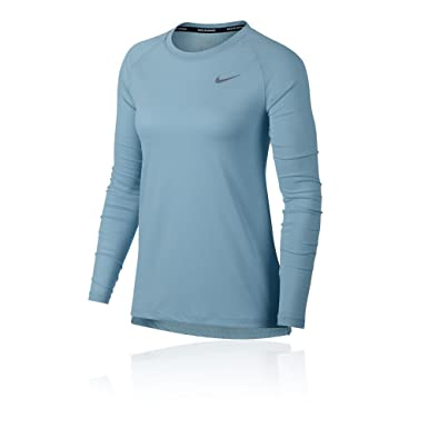 Nike Damen Breathe Tailwind T Shirt: : Bekleidung