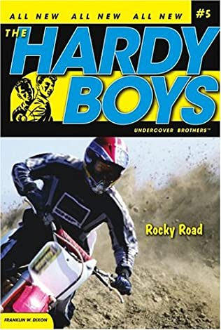 book cover of Rocky Road