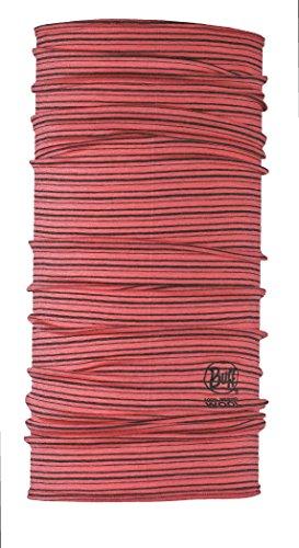 Coral Stripes,onesize by Buff