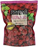 Stoneridge Orchards Whole Dried Raspberries, 16-Ounce Pouches (Pack of 2)