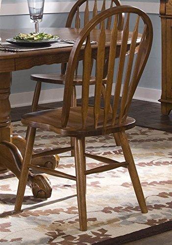 Nostalgia Arrow Back Windsor Side Chair Set of 2