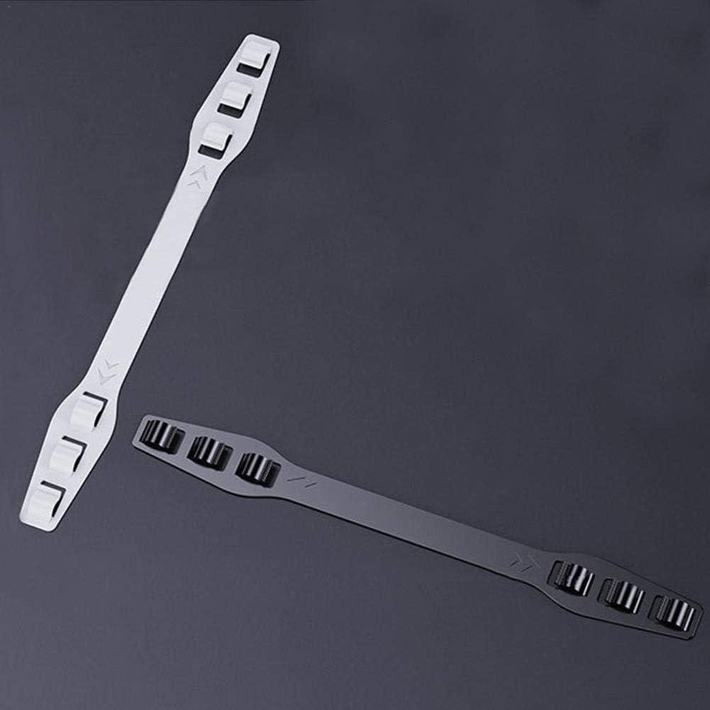 Ingeniously Gancho de extensi/ón de m/áscara de 3 Piezas Tipo de Desgaste de Oreja Hebilla Ajustable M/áscara de Cuerda de Oreja Gancho de m/áscara de Hebilla de extensi/ón /útil
