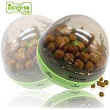 Dog Treat Ball Dispenser EETOYS IQ Puzzle Toy Collection Treat Dispensing Ball...