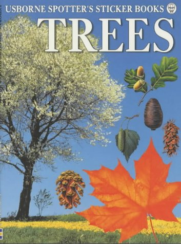Download Trees (Spotter's Sticker Books) pdf