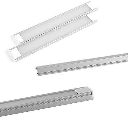 FONCBIEN lámpara de noche Tubo detector movimiento luz de noche doble rangé las bombillas Sensor táctil
