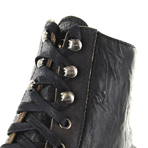 Sendra Boots 7825 - Botas Chukka de cuero hombre Negro Tree Negro