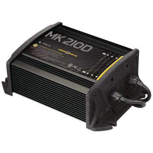 1822105 MK-210D 2-BANK ON-BOARD BATTERY CHARGER